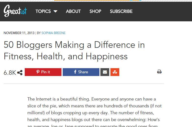 50bloggers