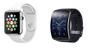 Apple Watch vs Samsung Gear S Watch2