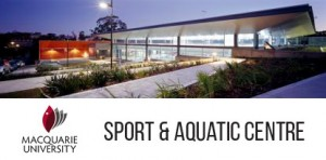Macquarie Uni Sport & Aquatic Centre