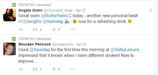swim engaged